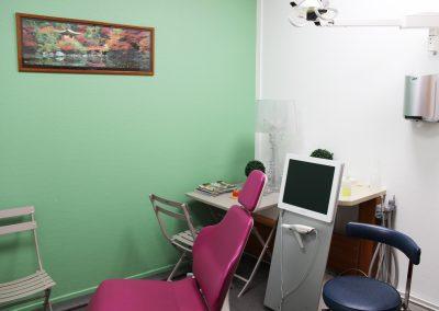 Salle d'empreintes numériques